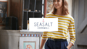 Up to 60% Off in the Sale at Seasalt