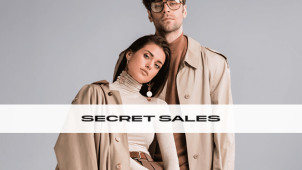 Grab 10% Off First Orders at Secret Sales
