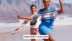 £5 Gift Card with Orders Over £80 at Secret Sales