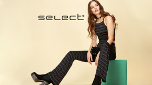 15% Off Orders Over £20 at Select Fashion