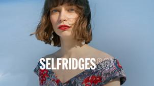 £150 Off Selected Women's Designer Dresses at Selfridges & Co