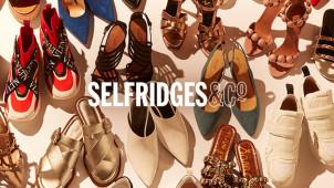 30% Off Selected Footwear Orders at Selfridges