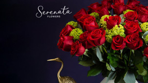 Save 10% Sitewide at Serenata Flowers