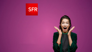 Forfait 60Go 4G+ à 10€/mois pour les clients SFR