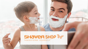 Extra 75% Off for Click Frenzy at Shaver Shop