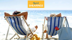 £35 Gift Card with Bookings Over £350 at Shearings Holidays