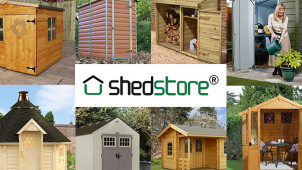 £10 Off Orders Over £280 at Shed Store