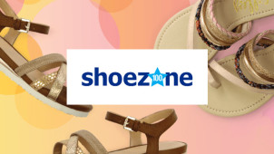 £5 Off Order Over £15 with Email Sign Up at Shoe Zone