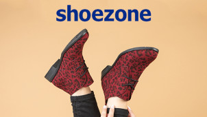 £5 Off Orders Over £25 with Newsletter Sign-up at Shoe Zone
