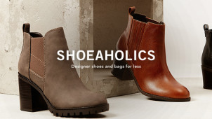 15% Off Orders with Newsletter Sign Ups at Shoeaholics