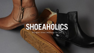 25% Off Everything at Shoeaholics - Includes Sale Items