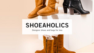 Find 60% Off Big Boot Brands at Shoeaholics