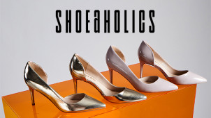 £30 Off Selected Boots at Shoeaholics