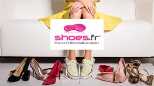25% de réduction sur votre commande chez Shoes.fr