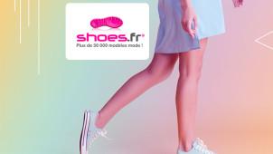 Jusqu'à -60% de réduction sur les PROMOS chez Shoes.fr