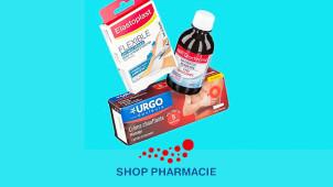 10% de remise sur vos achats dés 29€ avec Shop Pharmacie