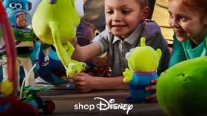 30% Off Selected Lines in the Black Friday Sale at shopDisney