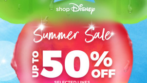 Up to 50% Off in the Summer Sale at shopDisney