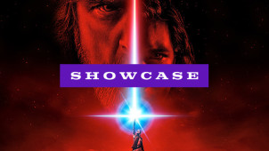 Pre-Book Tickets for Star Wars: The Last Jedi at Showcase Cinema De Lux