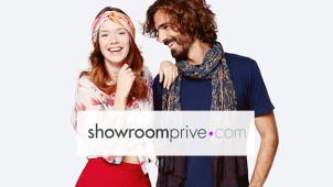 -12€ de réduction dès 50€ d'achats sur votre première commande chez Showroomprivé
