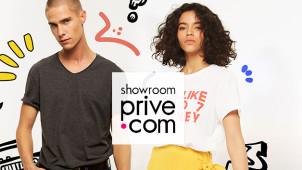 12€ OFFERTS sur votre premier achat  + jusqu'à -70% de remise chez Showroomprive