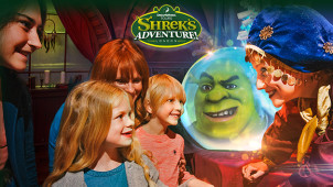 Please Check the Website for Updates During COVID-19 at Shrek's Adventure