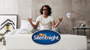 10% Off Single and Double Mattress Orders at Silentnight