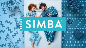 2 Free Feather and Down Pillows with Hybrid Mattress Orders at Simba Sleep