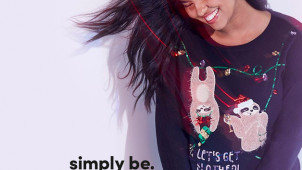25% Off First Orders Over £40 at Simply Be