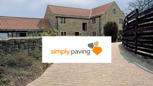 £5 Off Selected Paving Slabs at Simply Paving