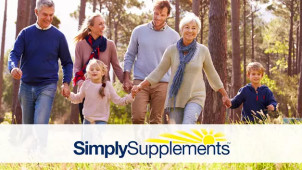 Jusqu'à -50% de réduction chez Simply Supplements