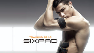 £20 Off Plus Free Delivery on Abs Fit & 5 Gel Sheets Bundle at Sixpad