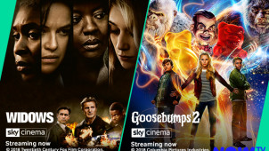 49% Off 3 Months of Sky Cinema at NOW TV - Now £18!