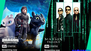 3 Months of Sky Cinema for £18 at NOW TV