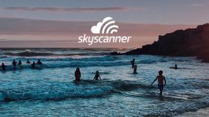 Trouvez votre prochaine destination de voyage avec la carte Skyscanner