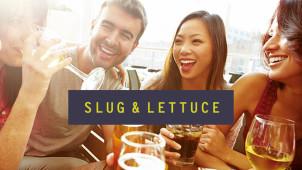 Get Gift Cards at Slug & Lettuce from £20