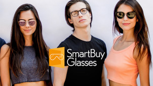 £15 Off Orders Over £150 at SmartBuyGlasses