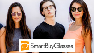 5% Korting op Glazen bij SmartBuyGlasses