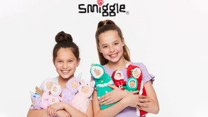 20% Off Next Order with Newsletter Sign-ups at Smiggle