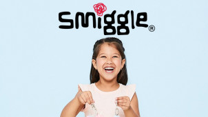 10% Off Orders When You Become a VIP at Smiggle