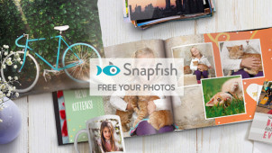 40% Off Home Décor and 40% Off Photo Gifts at Snapfish