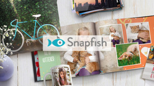 £5 Off Orders Over £15 at Snapfish