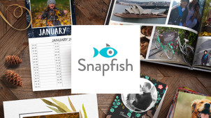 50% Off Orders Over £40 at Snapfish