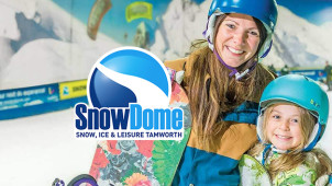 30% Off 1 Hour Lift Pass with Ski & Snow Membership at SnowDome