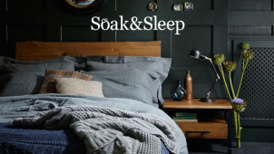 20% Off Orders Over £85 Plus Free Delivery at Soak & Sleep