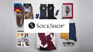 15% Off Orders Over £30 at Sock Shop