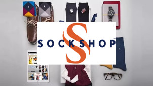 20% Off Orders Over £40 at Sock Shop