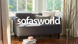 3 Seater Sofas from £199 at Sofasworld