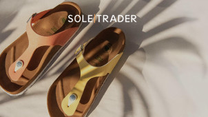 50% Off Selected Orders in the Sale at Soletrader