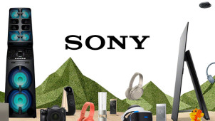 Enjoy 40% Off Selected Sony Products at Amazon